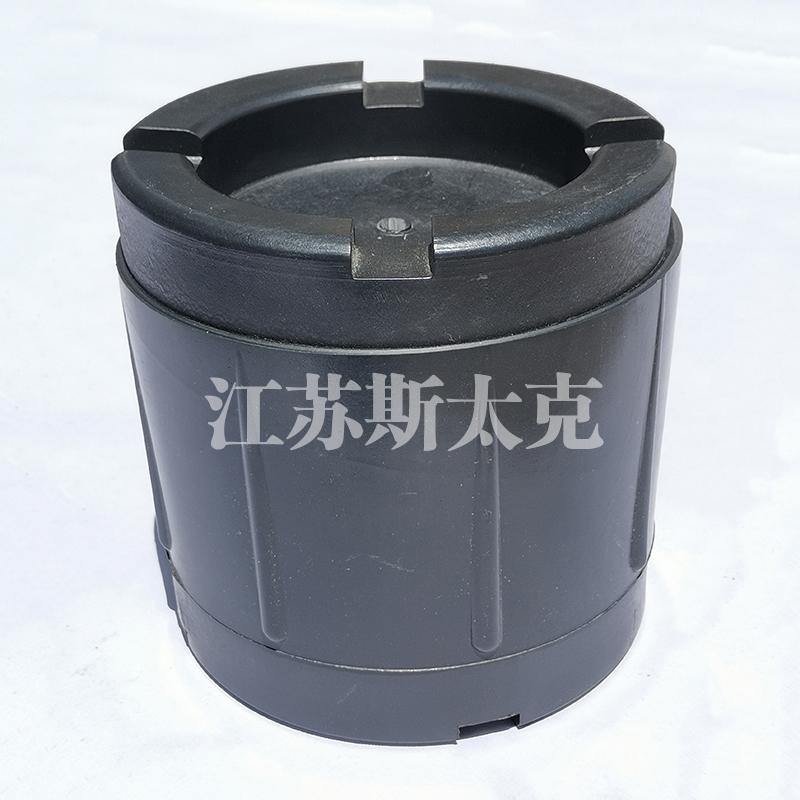 鋼塑定制螺紋保護套