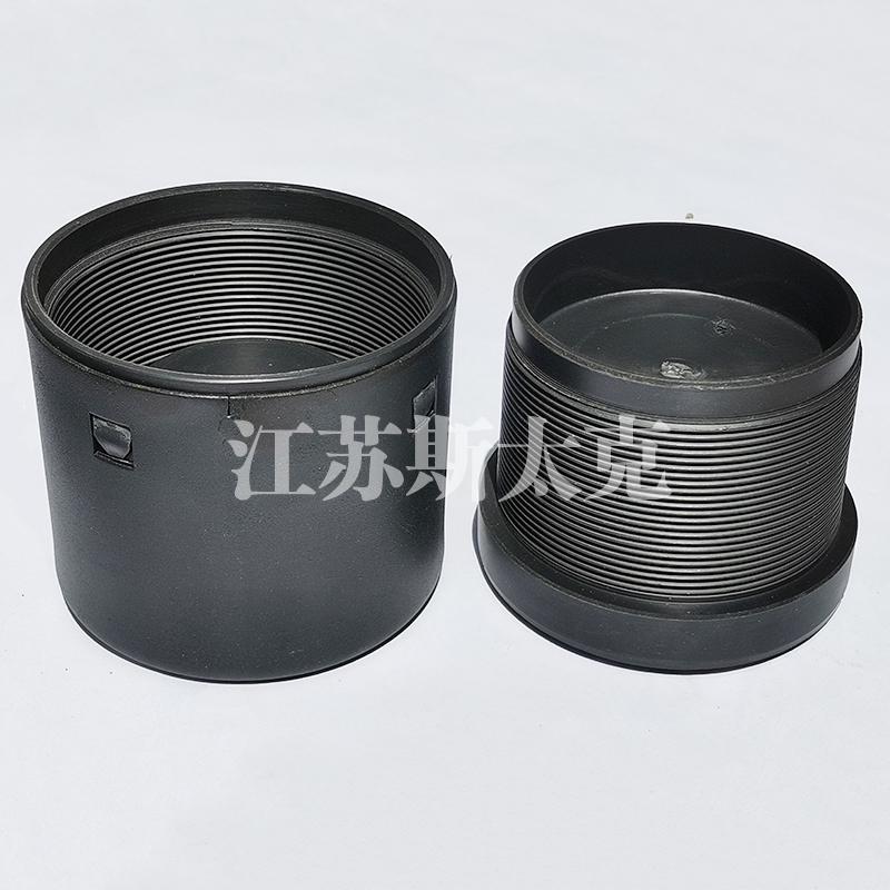 鋼塑螺紋保護帽
